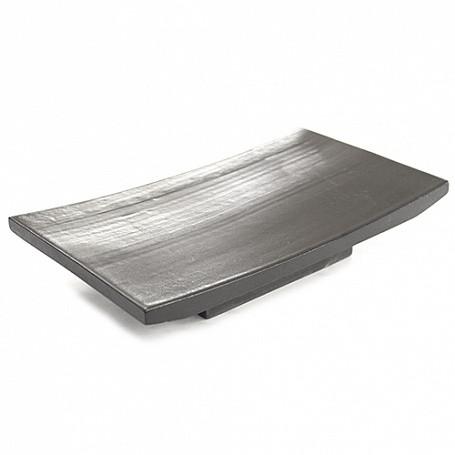 Гета деревянное (черн) 24х15х3 см арт.LL-SS-215