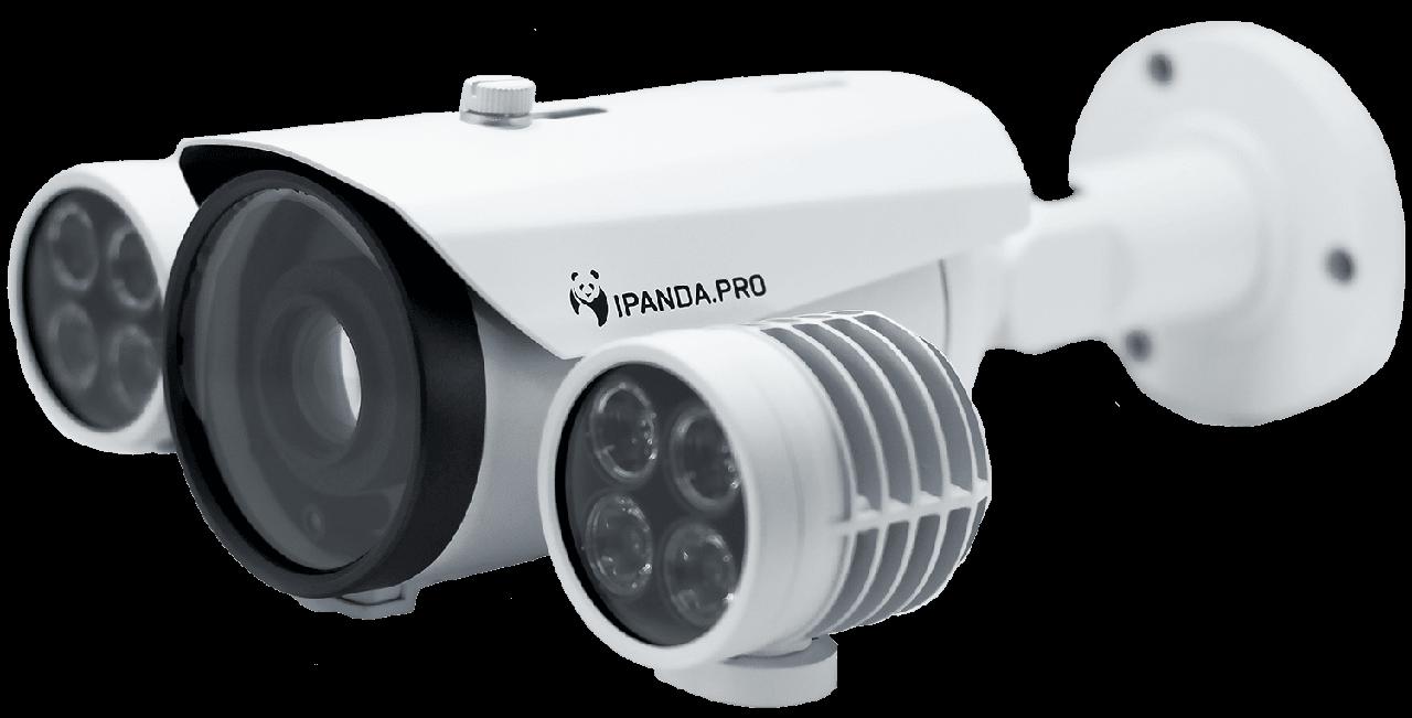 Цилиндрическая уличная камера IPANDA SuperJet 1080