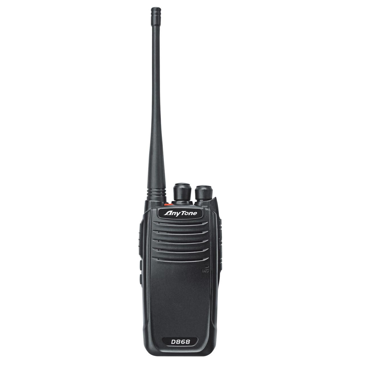 Рация портативная цифровая AnyTone AT-D868