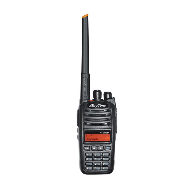 Рация портативная цифровая AnyTone AT-D858
