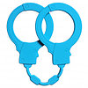 Силиконовые наручники Stretchy Cuffs Turquoise