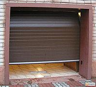 Гаражно-секционные ворота Doorhan