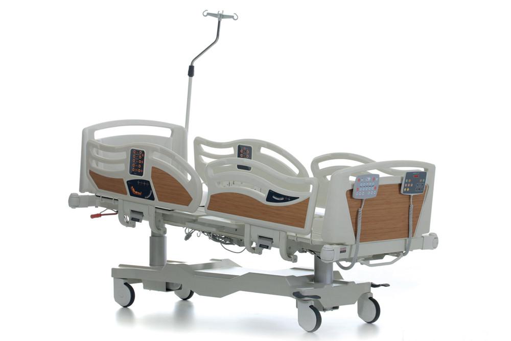 Больничная кровать с мотором и весовой шкалой FAULTLESS 3500WS - фото 3