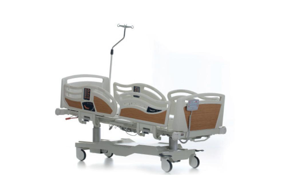 Больничная кровать с мотором и весовой шкалой FAULTLESS 3500WS - фото 4