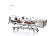 Кровать 4-моторная для реанимационного отделения FAULTLESS 3400, фото 3