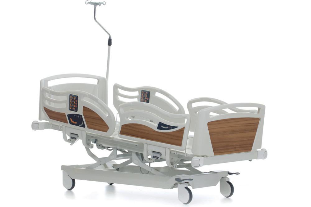 Больничная кровать 4-х моторная FAULTLESS LW35