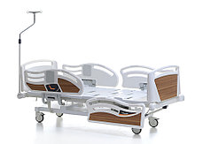 Медицинская кровать 2-моторная FAULTLESS 3200, фото 3