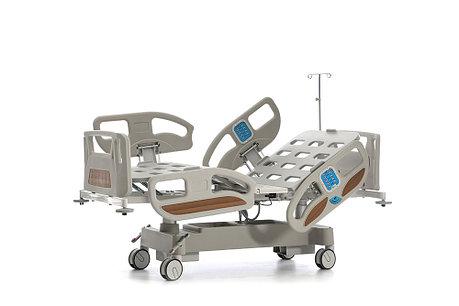 Кровать для реанимационного отделения с колонном мотором HKE-KLN50, фото 2