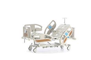 Кровать для больницы 4-моторная HKE-DMY50, фото 2