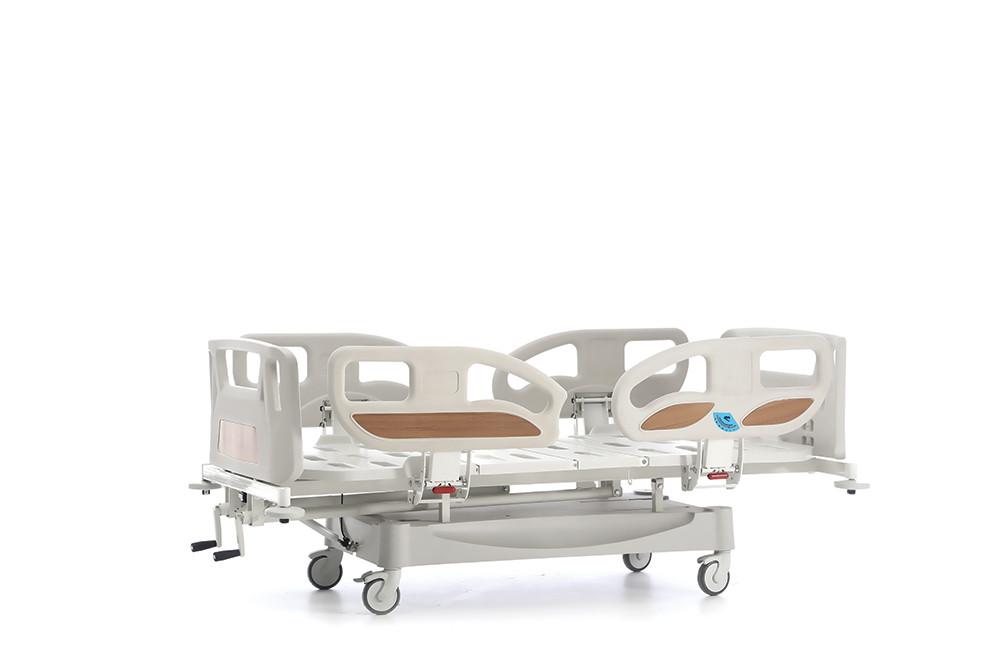 Механическая медицинская кровать 3-х секционная HKM-UA32