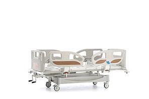 Механическая медицинская кровать 3-х секционная HKM-UA32, фото 2
