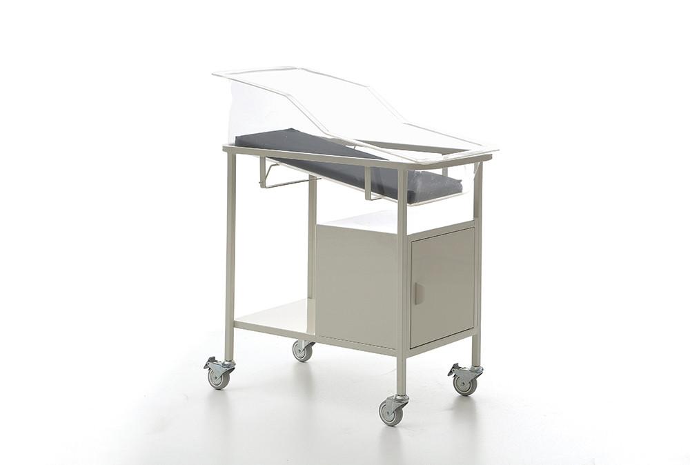 Детская кровать со шкафчиком BKT-20