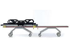 Каталка для перевозки больных TRF-60LX, фото 3