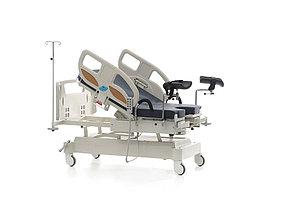 Акушерская кровать для родовспоможения EDK-10, фото 2