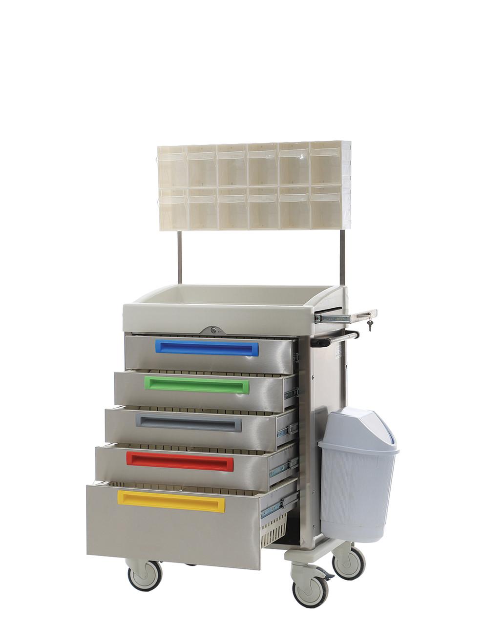 Тележка для анестезии PSA-310