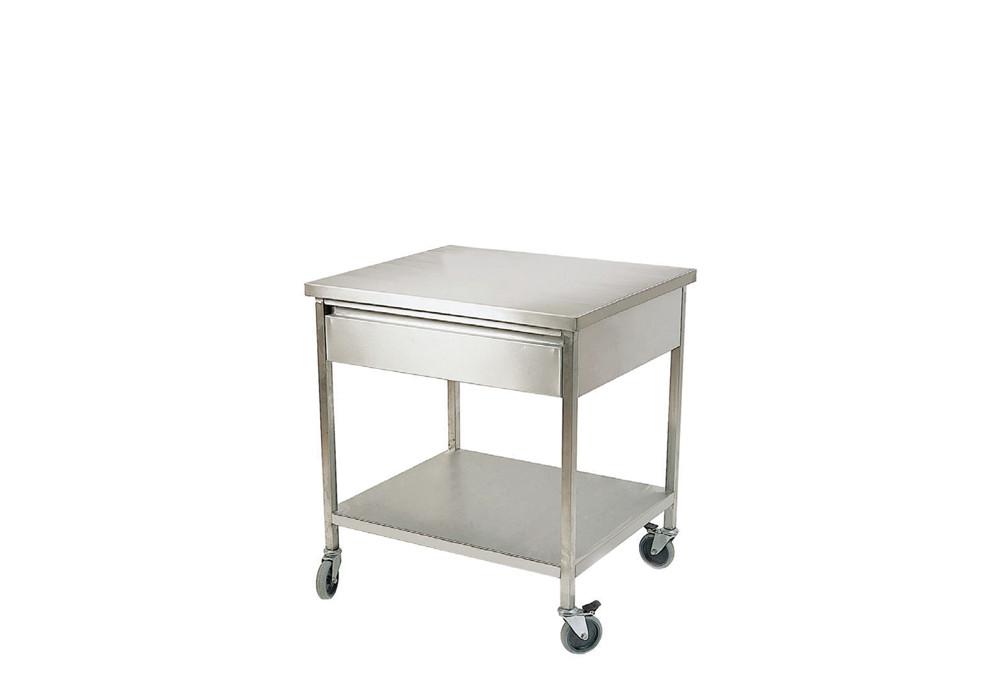 Стол для инструментов с выдвижным ящиком ALM-20