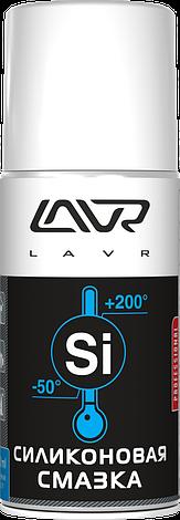 Силиконовая смазка LAVR Silicone spray 210 мл (аэрозоль), фото 2