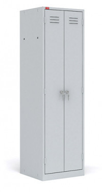 Шкаф металлический ШРМ С/800 (1860х800х500 мм)