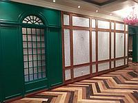Декоративные панели из натурального дерева, изготовление декор панелей
