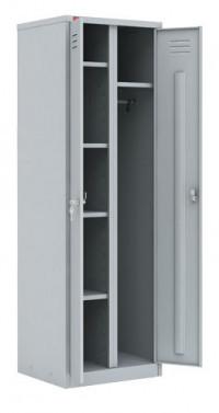 Шкаф металлический ШРМ 22/800 У (1860х800х500 мм)