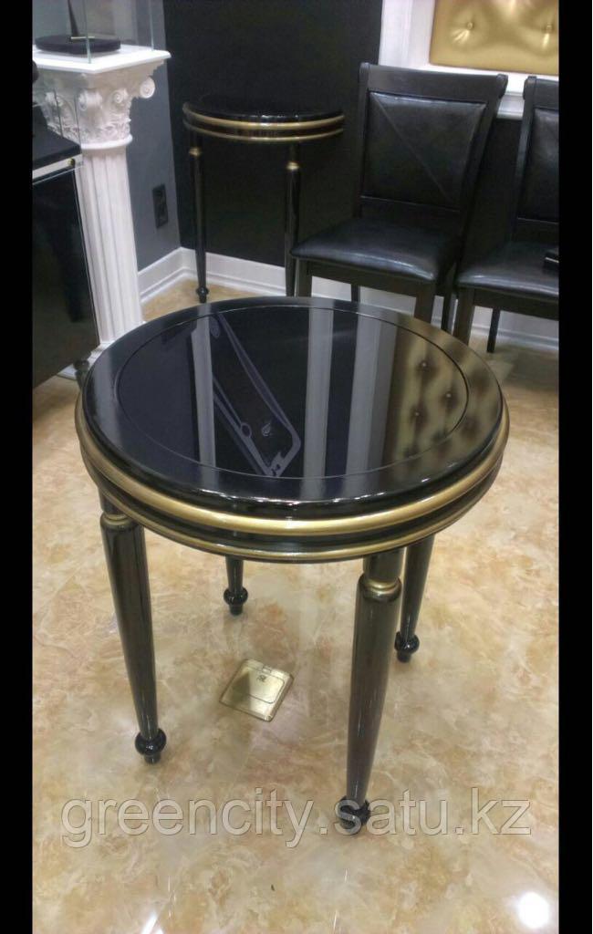 Столы из натурального дерева, изготовление столов - фото 5
