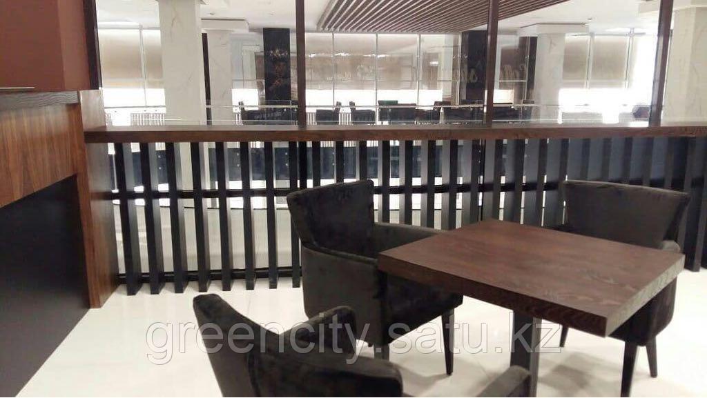 Столы из натурального дерева, изготовление столов - фото 6