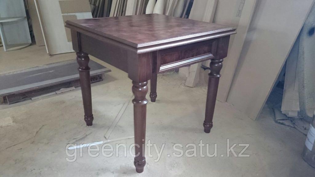 Столы из натурального дерева, изготовление столов - фото 9