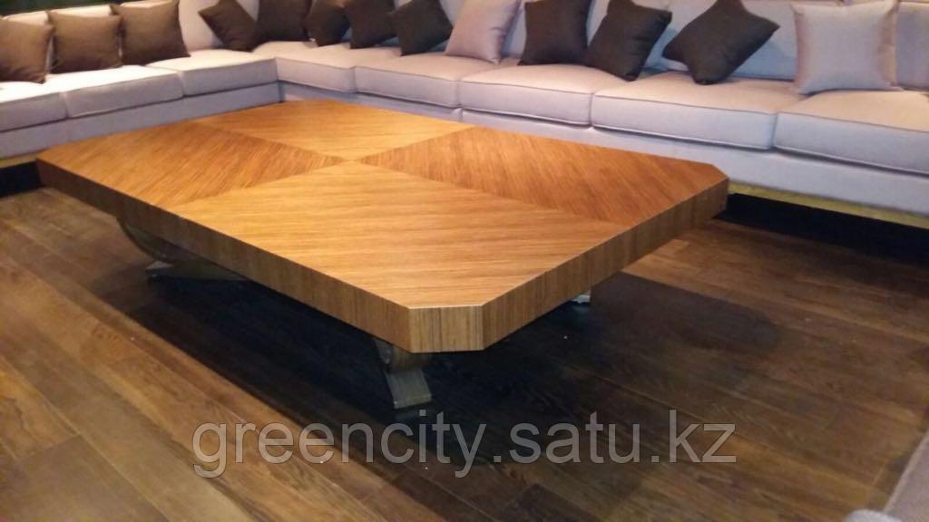 Столы из натурального дерева, изготовление столов - фото 3