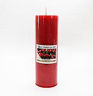 Ароматическая свеча, Cherry, 15 см