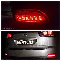Задние диодовые стопы в бампер на Lexus RX 2003-09