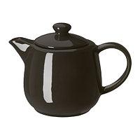 Чайник заварочный ВАРДАГЕН темно-серый ИКЕА IKEA