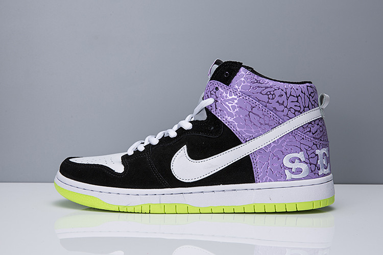 Nike Dunk High SB Send Help