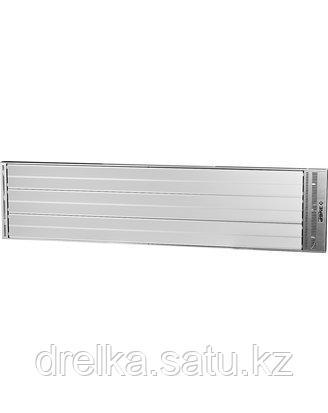 Инфракрасный обогреватель потолочный ЗУБР ИКО-К3-4000-Ф, МАСТЕР, рифлёная панель, закрытого типа, ТЭН, 4,0 кВт