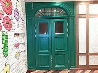 Двери из натурального дерева, изготовление дверей