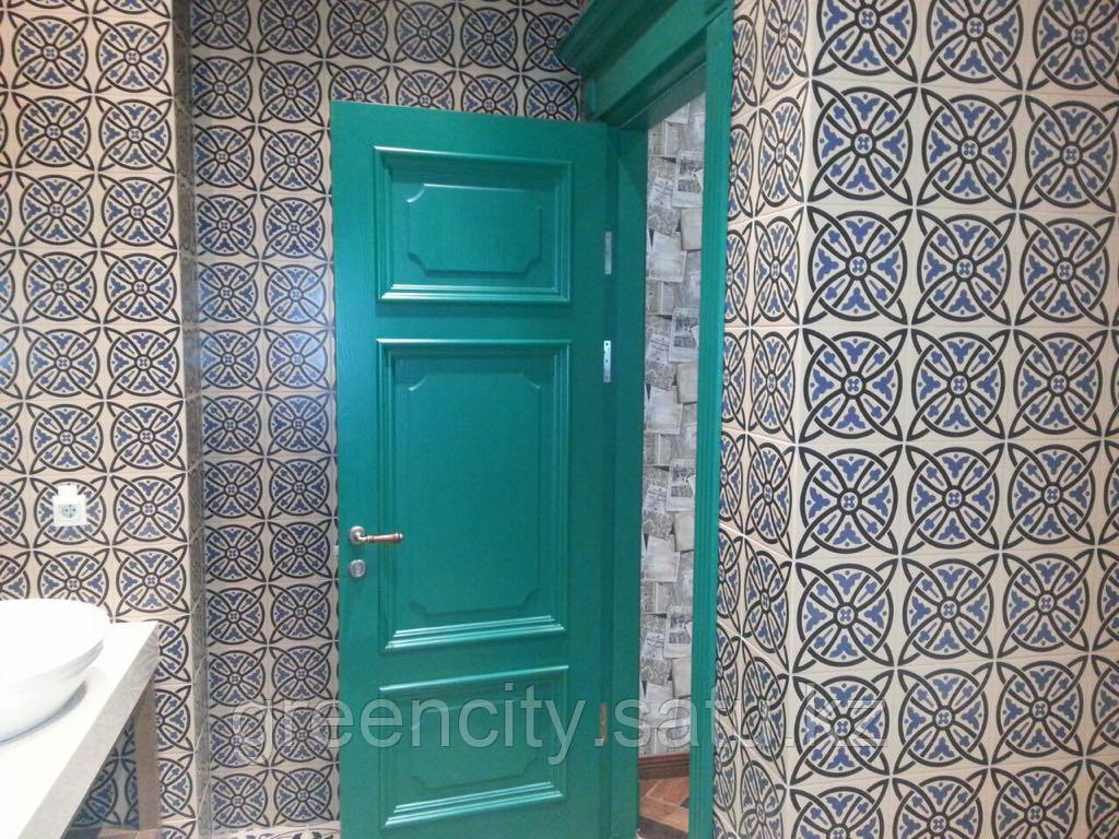 Двери из натурального дерева, изготовление дверей - фото 2