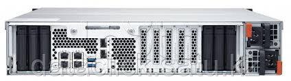 """Cетевой Qnap  RAID-накопитель, 12 отсеков 3,5"""", 6 отсеков 2,5"""". Cтоечное исполнение, два блока питания, фото 2"""