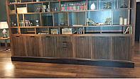 Шкафы из натурального дерева, изготовление шкафов