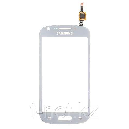 Сенсор Samsung Galaxy Core Duos GT-i8262. цвет белый