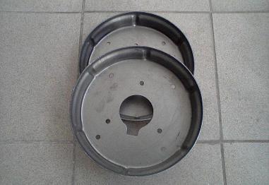 Полудиск  колеса КРН 46.090