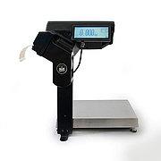 Торговые печатающие весы регистраторы с отделительной пластиной MK R2P10