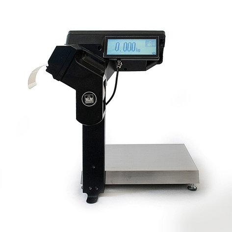 Торговые печатающие весы регистраторы с отделительной пластиной MK R2P10 , фото 2