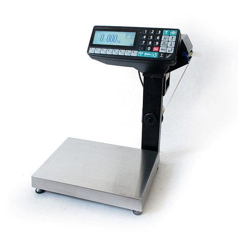 Весы регистраторы с печатью этикеток НПВ MK RP10 1 на 6кг,15кг,32кг, фото 2