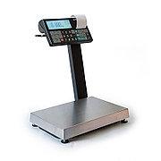 Весы регистраторы с печатью чека НПВ MK RC11 на 6кг, 15кг,32 кг