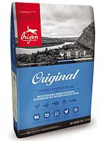 Сухой беззерновой корм для собак всех пород и возрастов Orijen Original с цыпленком