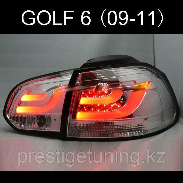 Задние фары Golf 6 2009-11 Type 2