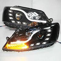 Передние фары Jetta 2011-14 Type 2