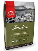 Сухой беззерновой корм для котят и кошек Orijen Tundra Cat