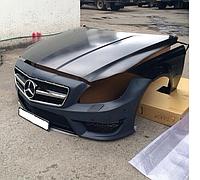 Обвес AMG 63 на Mercedes Benz CLS W218, фото 1