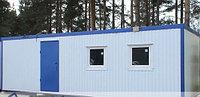 Бытовка (контейнер, строительный вагончик) 8 метров, утепленная. Алматы