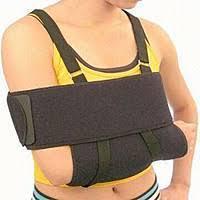 Бандаж для фиксации руки с поддержкой кисти, Фиксатор лучезапястного, плечевого и локтевого сустава